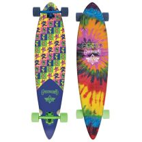 Longboard Dusters Grateful Dead Bears RESIGILAT