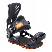 Snowboard Bindings SP Mountain Black 2019