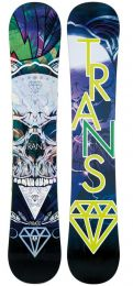 Placa Snowboard Trans Pirate 2018