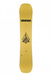 Placa Snowboard Premium VIMANA The Pharomana 2020 153