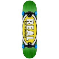 Skateboard Complete Real Classic Oval SM 7.5""