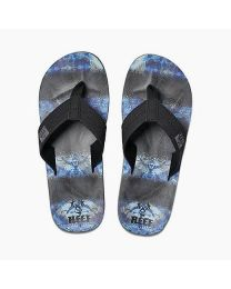 Slapi REEF Printed Black Multi