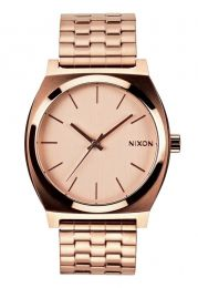 Ceas Nixon The Time Teller All Rose Gold