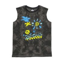 Maiou Copii Rip Curl Destroy Tank Top Black T08