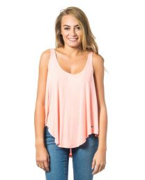 Maiou Rip Curl Love And Surf Plain Pink L