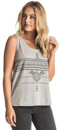 Maiou Roxy Graffiti Party Cross Gray M