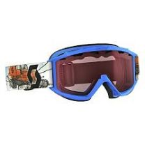 Ochelari Ski Snowboard SCOTT Hook UP Bermuda Blue