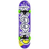 Skateboard Complete Krooked Get It Straight MD 7.75""