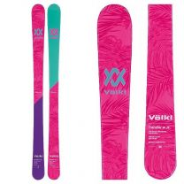 Ski Schiuri Volkl Transfer Youth Girls W18 148+Legaturi Marker Free Ten ID 85mm