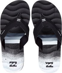 Slapi Billabong Dunes Momentum Black/White 40