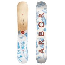 Placa Snowboard Arbor Swoon Camber 2019 147