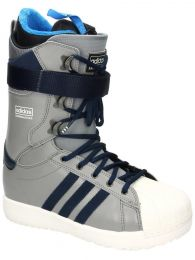 Boots Snowboard Adidas Superstar Grey