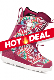 Snowboard Boots ThirtyTwo WMS LASHED FT Tie Dye 2016 37