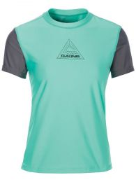 Tricou Dakine Flow Loose Fit Lycra green solstice L