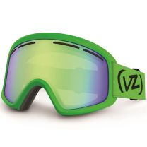 Ochelari Ski Snowboard Trike Flash Lime Satin