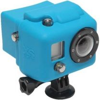 Accesoriu GoPro Xsories Hooded Silicone Cover Blue